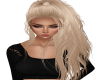 blonde side