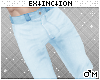 #jeans: light blue