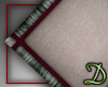 [D] Christmas Rug Cream