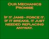 BE Machanics Promise