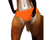 RLL Orange Shorts