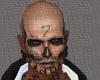 Tribal Head Tattooed