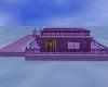 Purple House Boat