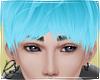 Blue Taehyung Hair