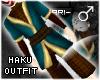 !T Haku outfit