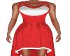 Henna Red Dress