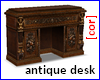 [cor] Antique desk