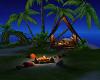 Heart Island Night