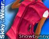 [S] Snowbunny- Pink