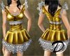 Talulah Dress (gld)