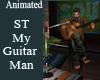 ST C Lovin My Guitar Man