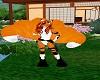 Fox Ninja Tail V4