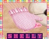 e Baby Mittens Pink
