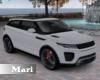 !M! White Range Rover