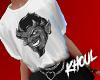 K| Devil Tucked Top
