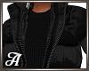 Black Puff Jacket 8