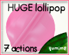 [Y] Lollipop ~Strawberry