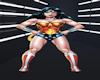 Wonder Woman Cut Out