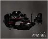 Black Heart Seating