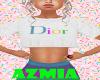 Dior kid simple TEE