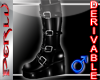 (PX)Drv Wedge Boots [M]