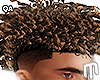 Curly Frohawk - Brown