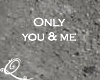 Qae| Only you and me v2