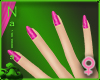 Lush Nails-Pink Stars