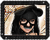 [MLA] Mask skull (F)