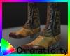 C! Tooled Cowboy Boots