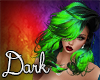 Dark Green&Neon Megan