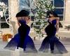 Blue ice dress UA