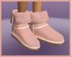UG Pink Suede Boots