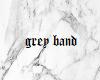 c | grey band