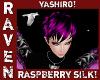 Yashiro RASPBERRY SILK!