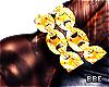 BBE x Golden Bracelets.
