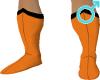 V-Force Boots Orange M