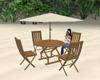 s~n~d beach patio set