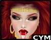 Cym Golden Headband