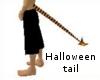 Halloween tail