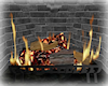 [Luv] Cottage Fireplace