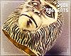 ✘ King Gold Ring
