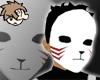 «H» Anbu Mask 4