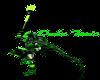 green enigma mask