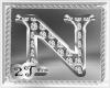 ~2T~ N  Diamond Silver