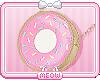 ♛Kawaii Donut Bag