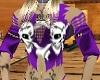 Purple Pirate Top