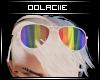 Pride Glasses M