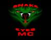 Snake Eyes MC Banner