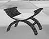Black Marble Seat